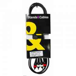 Stands & Cables DUL-002-1.8
