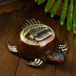 Калимба Индонезия Черепаха